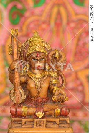 ヒンドゥー教の神様 ハヌマンの...