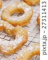 ドーナツ 料理 お菓子の写真 27311413