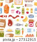 ベクトル 食 料理のイラスト 27312915