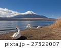 富士山 山中湖 世界遺産の写真 27329007