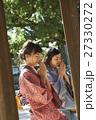 太宰府天満宮 お参りする女性 27330272