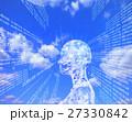 AIのブレインと人工知能のディープラーニング 27330842