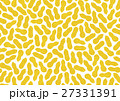 落花生 ピーナツ 手描き イラスト 水彩 柄 パターン 27331391