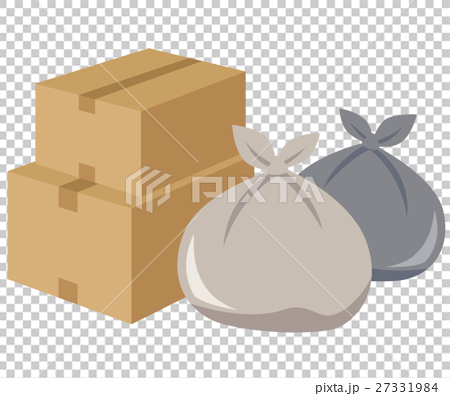 ゴミ 不用品 27331984