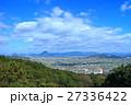 金刀比羅宮から見た讃岐平野 27336422