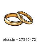 指輪 ベクトル ジュエリーのイラスト 27340472