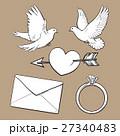 ベクター 愛 LOVEのイラスト 27340483
