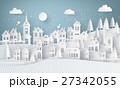 ウィンター ウインター 冬のイラスト 27342055