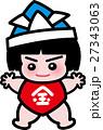 金太郎 端午の節句 五月人形のイラスト 27343063