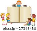 子供 子 少女のイラスト 27343438