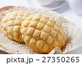 メロンパン パン 菓子パンの写真 27350265