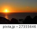 高知県足摺岬から眺める日の出 27355646