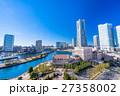 都市風景 町並み 横浜の写真 27358002