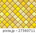 背景 タイル 四角形のイラスト 27360711