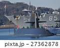 自衛艦 潜水艦 海上自衛隊の写真 27362878