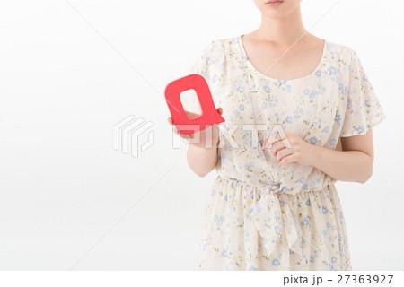 女性 パーツカット 27363927