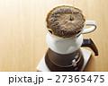 コーヒー ドリップコーヒー ホットコーヒーの写真 27365475