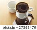 コーヒー ドリップコーヒー ホットコーヒーの写真 27365476