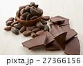 カカオ豆 チョコレート カカオの写真 27366156