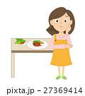 お母さん 料理 イラスト 27369414