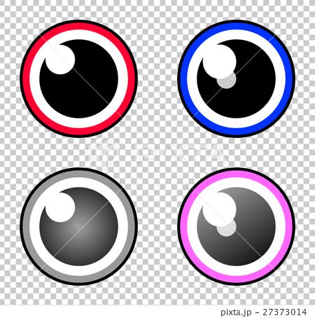 Simple eyes 27373014