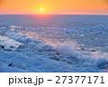 流氷の海 27377171