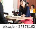 人物 カップル 赤ワインの写真 27378162