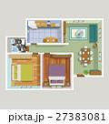住宅 住居 家のイラスト 27383081