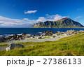 浜辺 海岸線 景色の写真 27386133