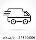 アイコン イコン バンのイラスト 27390669