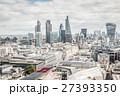高層ビル群 超高層建築 高層ビルの写真 27393350