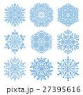 ゆき 雪 ベクターのイラスト 27395616
