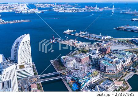 【神奈川県】横浜・都市風景 27397935