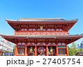 【東京・浅草】 浅草寺宝蔵門 27405754