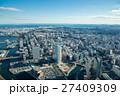 現代都市の空撮 27409309