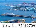 横浜 海 横浜港の写真 27410709
