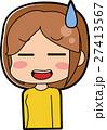 女の子 イラスト ベクターのイラスト 27413567