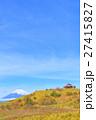 箱根元宮と富士山 【箱根駒ケ岳】 27415827