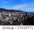 呉の市街地 両城200階段から(広島県) 27419771