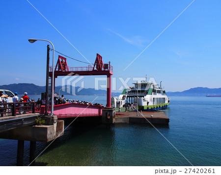 大久野島 桟橋 27420261