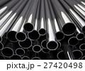 Metal pipes of various diameters 27420498