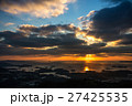 夕焼け 空 夕日の写真 27425535