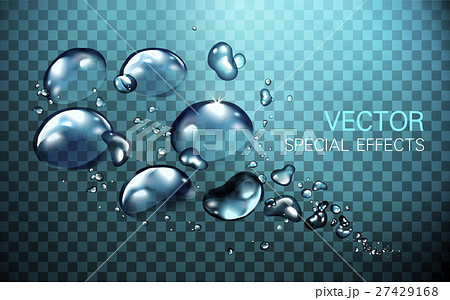 bubble special effect 27429168