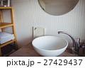 Close-up of wash basin 27429437
