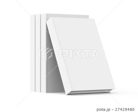3D rendering books mockupのイラスト素材 [27429480] - PIXTA