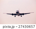 飛行機 航空機 ジェット機の写真 27430657