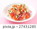 ちらし寿司 海鮮ちらし寿司 和食の写真 27431285