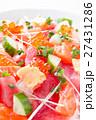 ちらし寿司 海鮮ちらし寿司 和食の写真 27431286