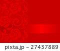 バラの花 レース バックグラウンド 27437889