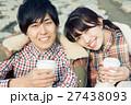 人物 20代 笑顔の写真 27438093